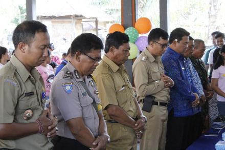 Panggung Gembira TK/PAUD se-Kecamatan Seririt