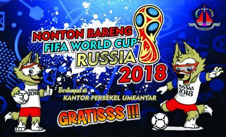 Nonton Bareng Fifa World Cup 2018