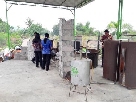 Desa Umeanyar Masuk Dalam Nominasi Program Kampung Iklim (Proklim) Tahun 2018