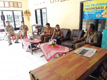 Verifikasi Hasil Pembangunan di Tahun 2017 oleh Inspektorat Daerah Kabupaten Buleleng