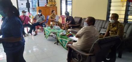 Pembentukan Panitia Pemilihan Kepala Desa tahun 2021